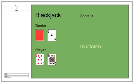 Blackjack pasta twitter