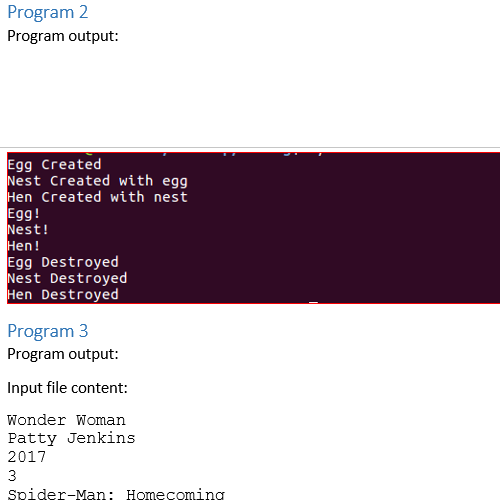 it2051229 C++ Exercises 4