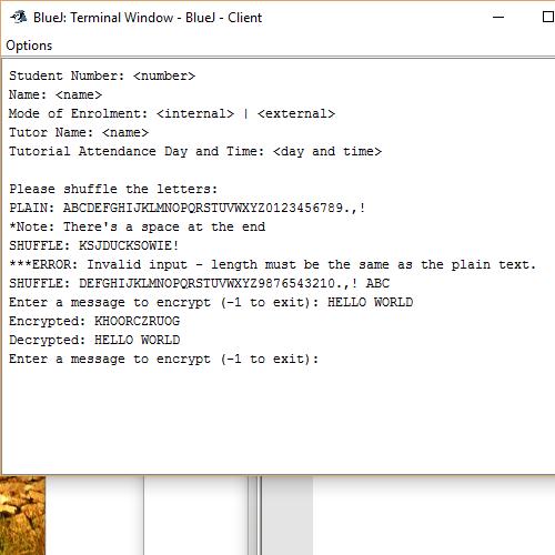 it2051229 Encryption System