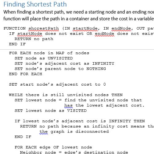 it2051229 Graph C++ Dijkstra Shortest Path