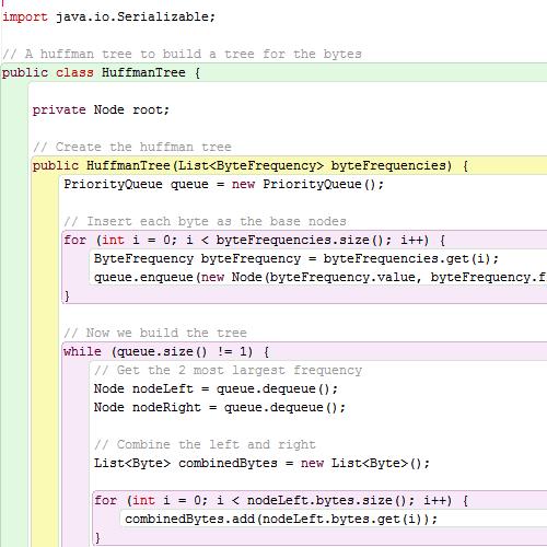 queue java code