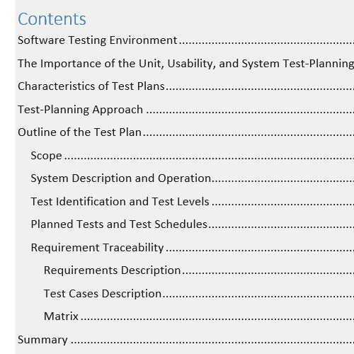it2051229 Software Testing Report